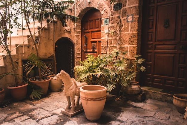 Alte stadt jaffa, tel aviv - israel
