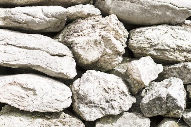 Alte steine wand textur