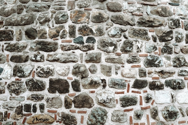 Alte steinmauer. abstrakter hintergrund