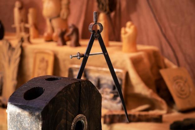 Alte tischlerhandwerkzeuge