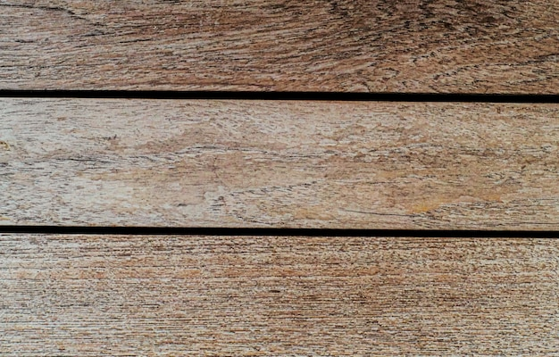 Alte verwitterte rustikale holzhintergrundtextur mit vintage-braunen holzbrettern