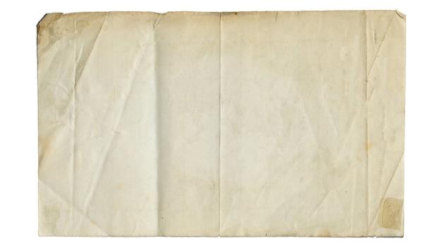 Alte vintage papier textur hintergrund
