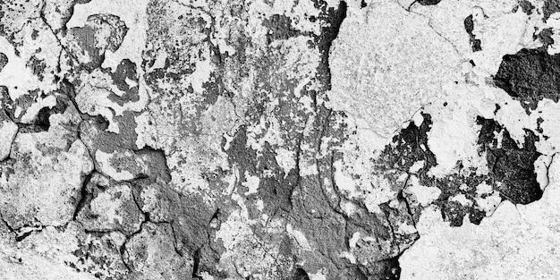 Alte wandpanorama-textur, die als hintergrund verwendet werden kann