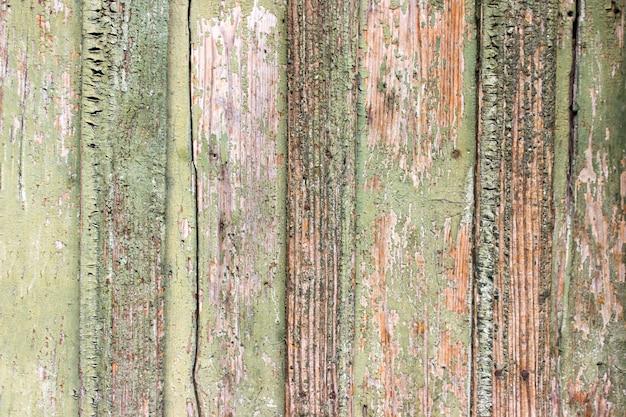 Alte weinlese gemalte wand, beschaffenheiten oder hintergrund.