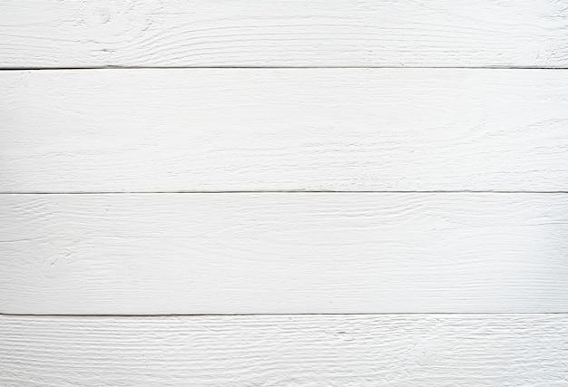 Alte weiß gestrichene holzbretter