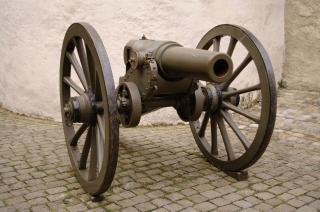Alten kanon, räder