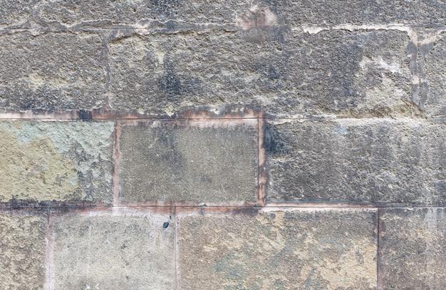 Alter backsteinmauerbeschaffenheitshintergrund