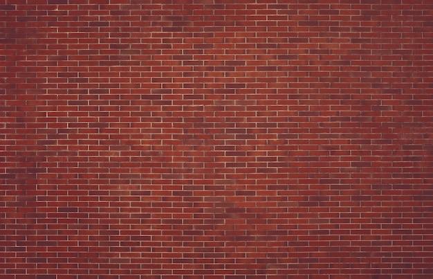 Alter brauner backsteinmauerbeschaffenheitshintergrund