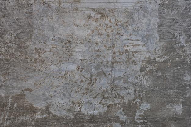 Alter einfacher betonmauerbeschaffenheitsschmutzfarben-wandhintergrund
