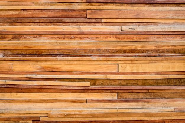 Alter gealterter hintergrund der hölzernen braunen planke