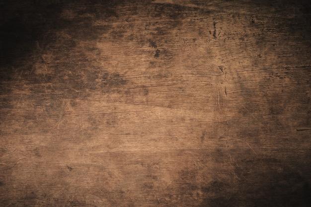 Alter grunge dunkler strukturierter hölzerner hintergrund