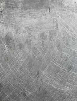 Alter grunge metallplattenstahlhintergrund