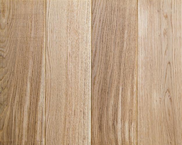 Alter hölzerner gelber oder brauner texturhintergrund. horizontales bild von brettern oder paneelen