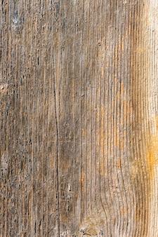 Alter hölzerner plankenoberflächenhintergrund. schäbige textur