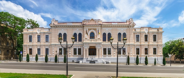 Alter palast in izmail, ukraine