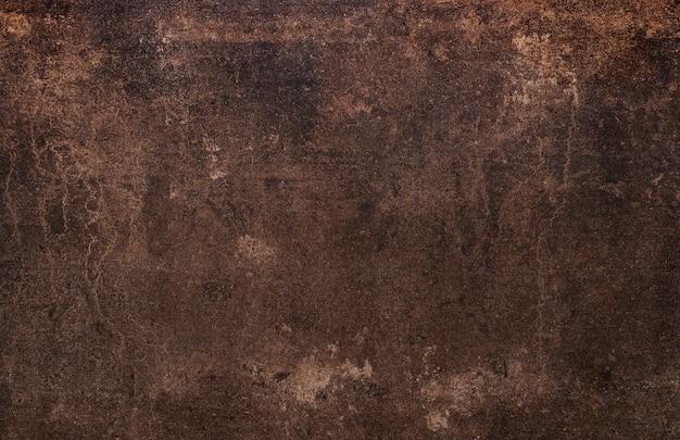 Alter rostiger brauner schmutzhintergrund