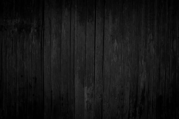 Alter schwarzer bambushintergrund für das design als hintergrund