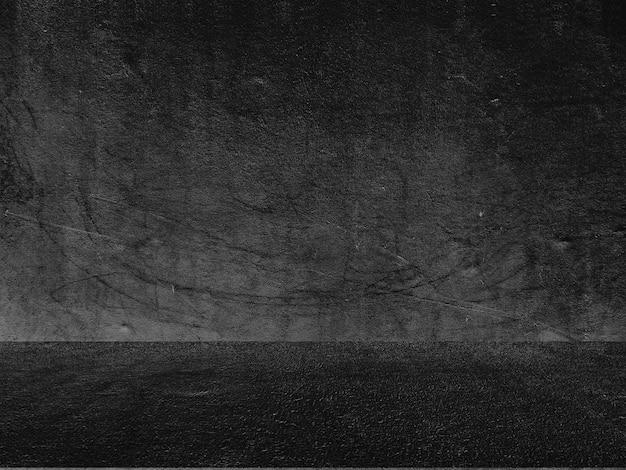 Alter schwarzer hintergrund. grunge textur. dunkle tapete. tafel. tafel. beton.