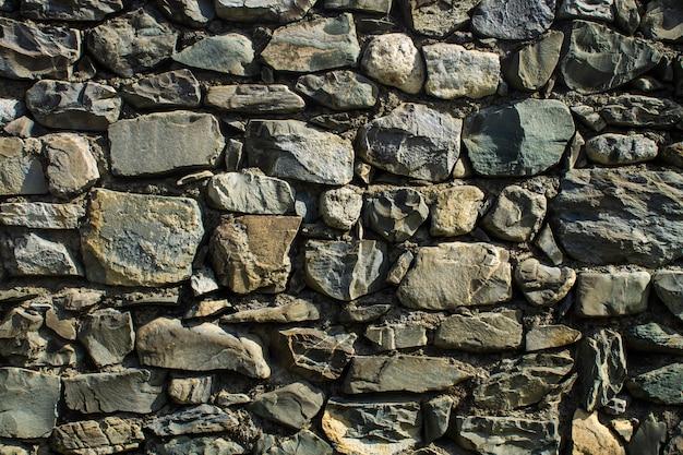Alter steinhintergrund, beschaffenheit der alten maurerarbeit