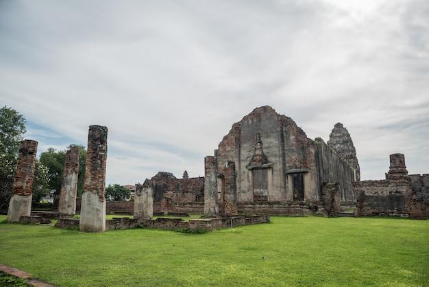 Alter tempel thailand