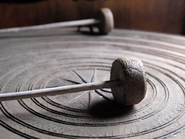 Alter thailändischer gong