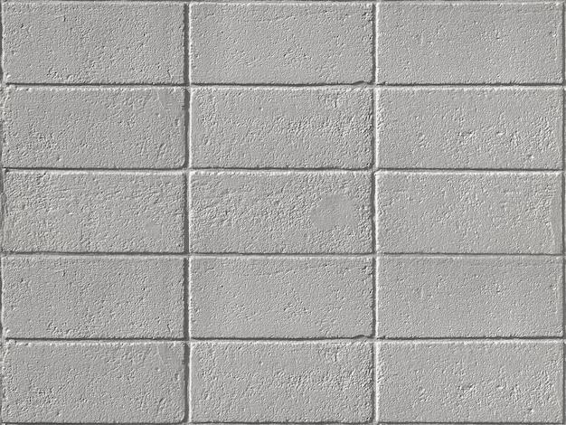 Alter verwitterter zementziegelsteinblockzaunwand-beschaffenheitsoberflächenhintergrund.