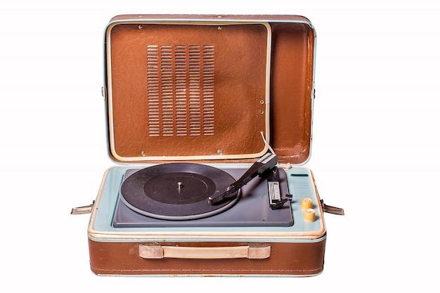 Alter vinylspieler