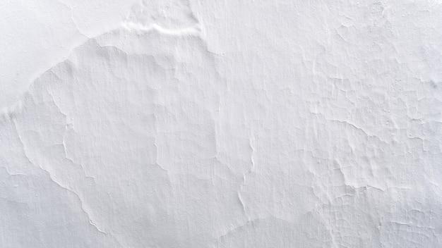 Alter weißer wandbeschaffenheitshintergrund