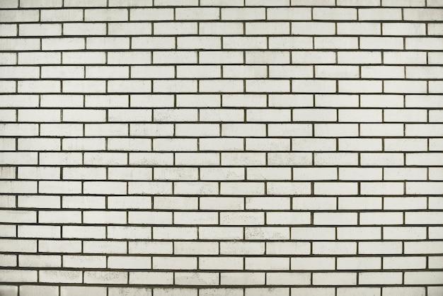 Alter whte backsteinmauerhintergrund