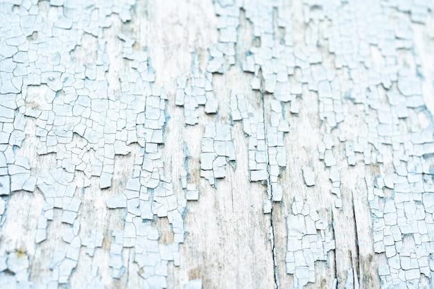 Alter zaun mit abblätterndem farbschlüsselloch, textur, vintage-komposition für hintergrund oder textur Premium Fotos