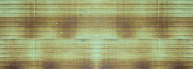 Alter zinkbeschaffenheitshintergrund, rostig auf galvanisierter metalloberfläche.