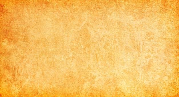 Altes braunes designpapier, leerer rauer schmutzhintergrund, raum für text