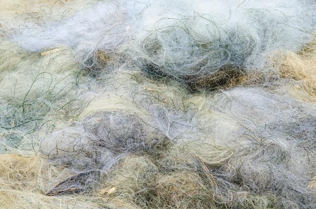 Altes fischnetz