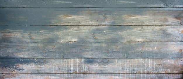 Altes holzbrett grau gestrichen. banner hintergrund