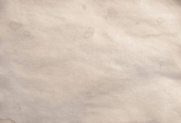 Altes leeres stück zerbröckelndes papiermanuskript der antiken weinlese oder pergamenthintergrund