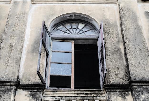 Altes windows.