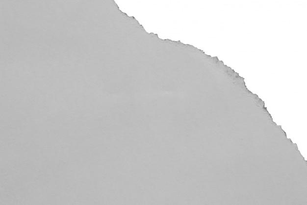 Altes zerrissenes papier mit kopie platz für text