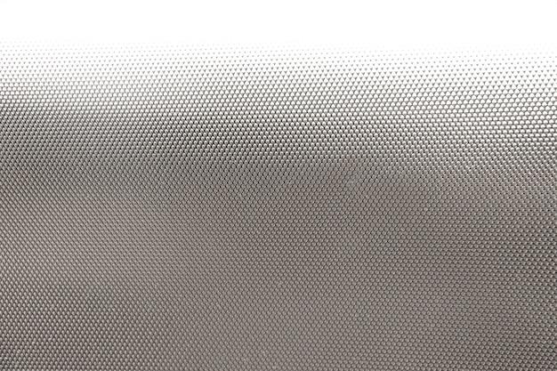 Aluminium hintergrund oder textur und farbverlauf schatten.