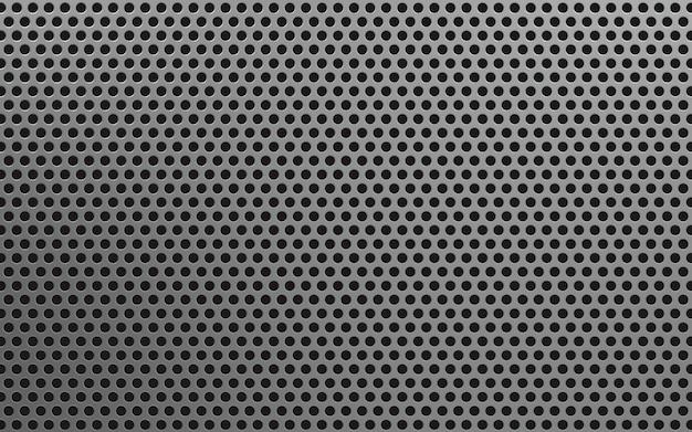 Aluminium kreisgitter