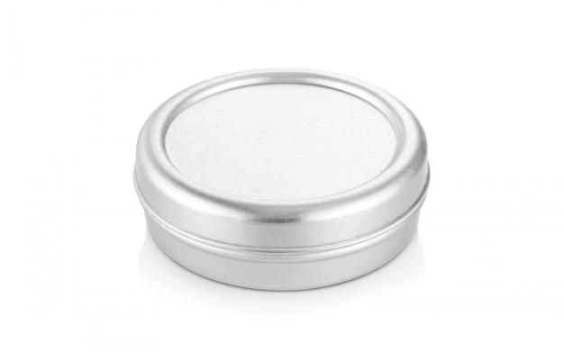 Aluminiumbalsamglas für kosmetisches produkt