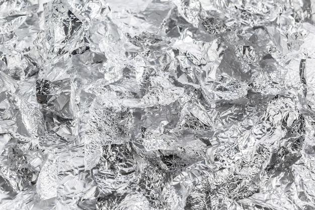 Aluminiumfolie hintergrund
