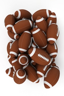 American football bälle