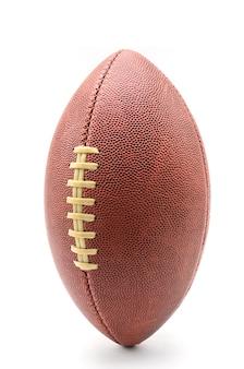 American football und rugbyball