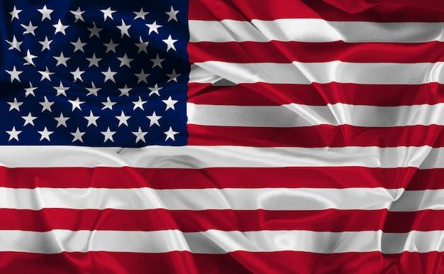 Amerikanische flagge