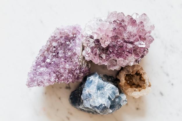 Amethyst heilkristalle