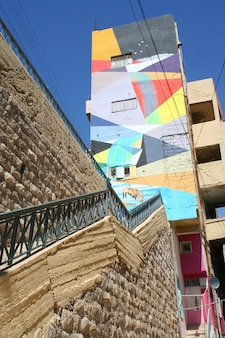 Amman jordan gebäude