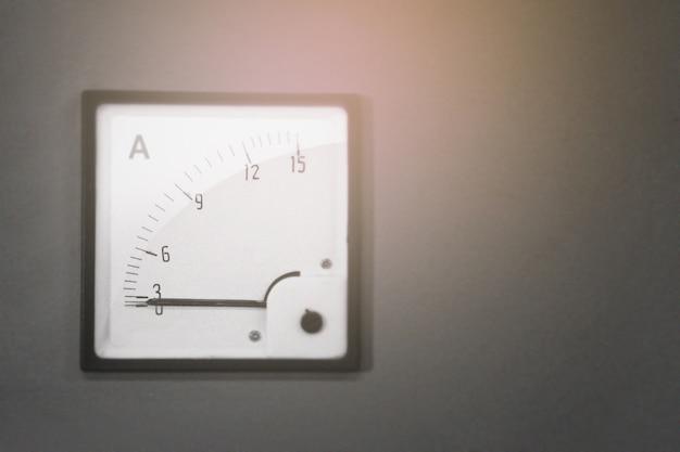 Ampere-meter