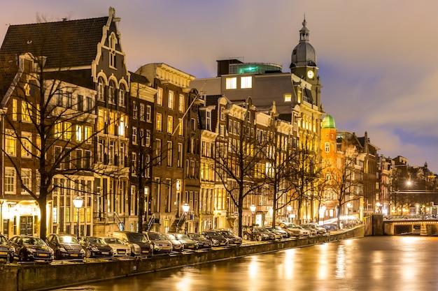 Amsterdam kanäle niederlande