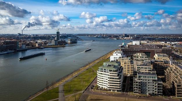 Amsterdam urbane architektur