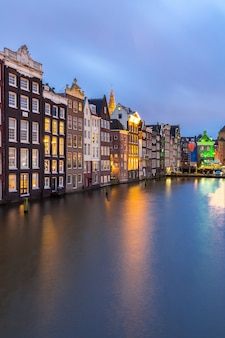 Amsterdamer grachten niederlande